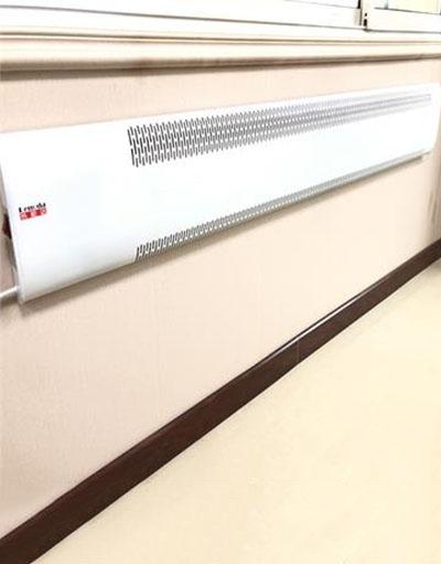 挂壁式电暖器