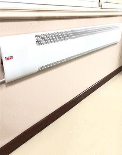 长沙挂壁式电暖器
