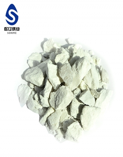 低铁电熔镁